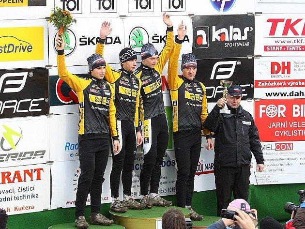 Táborský tým vyhrál celkové pořadí Toi Toi Cupu
