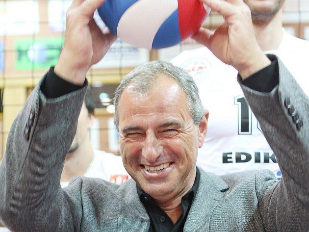 Prezident Jihostroje České Budějovice Jan Diviš