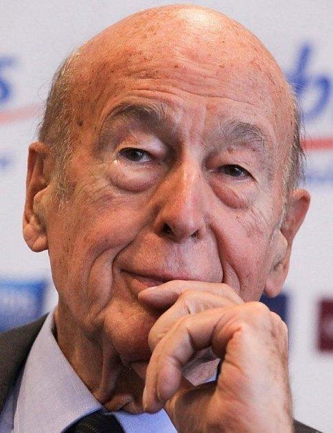 Giscard d'Estaing, vzácný host vPasově.