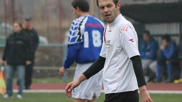 Radomil Procházka dal v roce 2013 za Novou Ves třicet branek.