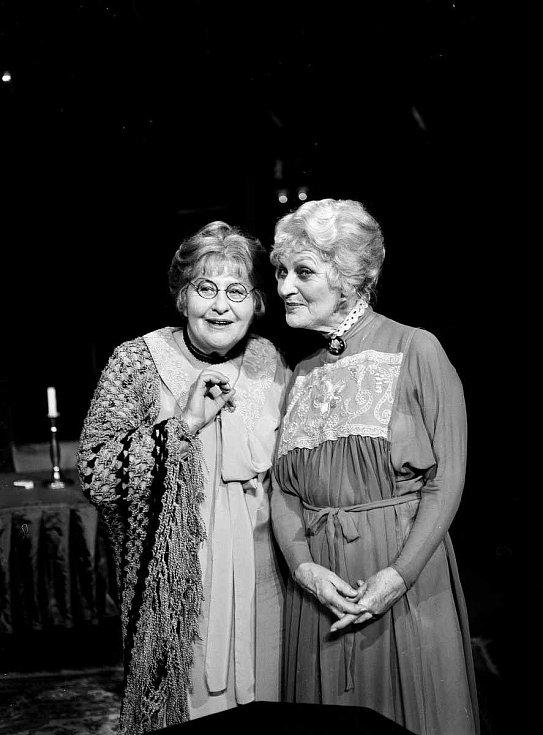 Hana Bauerová a Dagmar Neumannová, Jezinky a bezinky, 1991.