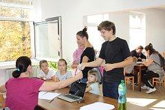 V Milevsku se konal v sobotu 13. října konkurs do historického filmu.