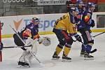 Hokejisté Motoru prohráli v extralize se Zlínem 1:4.