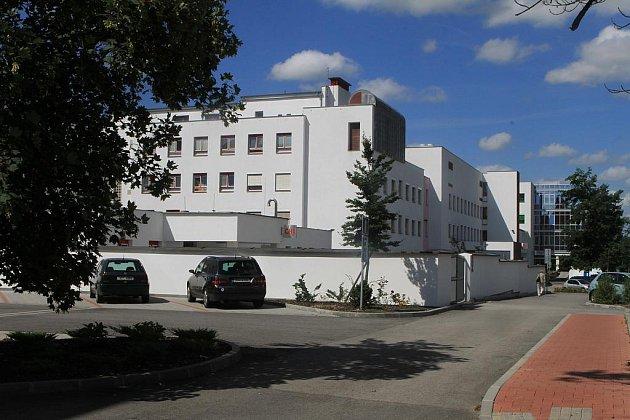 Nemocnice České Budějovice. Ilustrační foto.