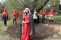 Akce Poslední boj Adamitů na Ostrově u Hamru nad Nežárkou k 600. výročí bitvy