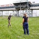 Na Temelíně se cvičilo pro větší bezpečnost