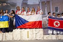 Třeboňští zářili na mistrovství světa v Plovdivu.