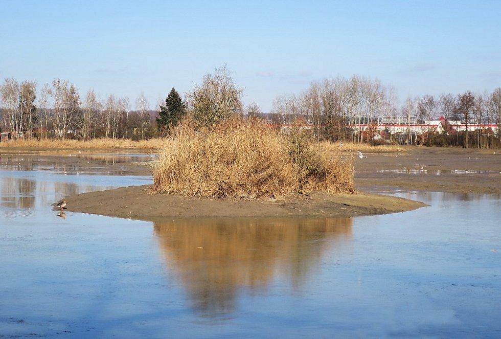 Fotografie z procházky po Vrbenských rybnících zaslala redakci Marie Kadlecová.