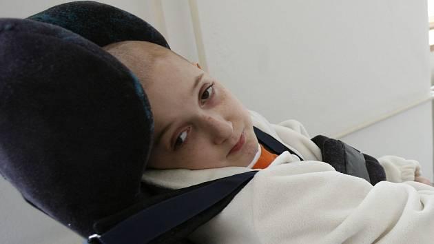 Filip Němec na snímku z roku 2007.
