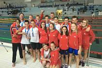 Plavci z českobudějovického klubu Plávání České Budějovice získali bronzové medaile na jednom z největších plaveckých závodů v České republice.