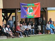 V Chrášťanech se hraje na podzim po 21 letech okresní přebor, v příštím kole domácí fotbalisté přivítají Nové Hrady.