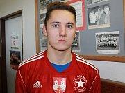 Smutný Jakub Plojhar: Olympie Týn doma podlehla v posledním letošním zápase Vacovu 1:3.