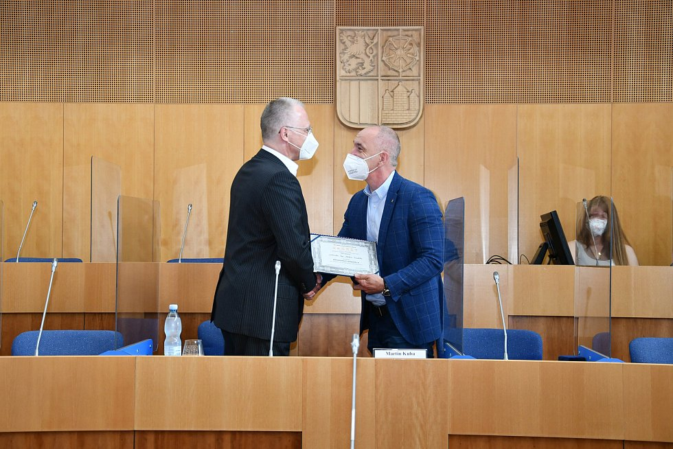 Zemanovi natruc jmenoval hejtman Martin Kuba šéfa BIS Michala Koudelku brigádním generálem, i když jen pro Jihočeský kraj.