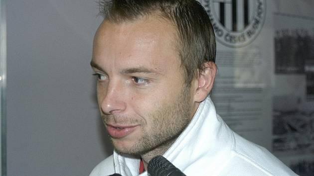 Michael Žižka věří, že ligový zápas na Spartě bude jiný než úterní pohár.