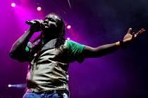 Inner Circle, jamajská legenda reggae, dostála v sobotu na táborském festivalu Mighty Sounds své pověsti na sto procent.