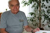 Ladislav Likler vytvořil největší sbírku sýrových etiket a dokumentů na světě.