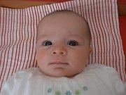 Valerie Tichá přišla na svět v českobudějovické porodnici ve čtvrtek 22.12.2011 v půl sedmé ráno. Po porodu vážila 3,42 kg a doma v Českých Budějovicích už se na ni moc těší sedmiletá sestřička Veronika.