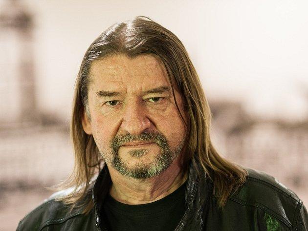 Architekt Jaromír Kročák.