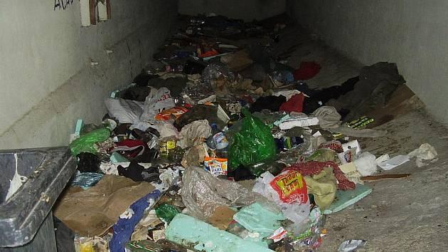 Odpad. Ilustrační foto.