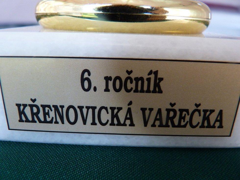 V Křenovicích u Dubného na Českobudějovicku se soutěžilo o nejlepší guláš.