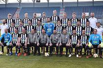 Fotbalisté Dynama vstoupí do jarní části I. ligy v pátek večer doma od 18 hodin zápasem s Mladou Boleslaví.