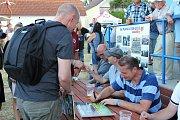 V Plané u Českých Budějovic slavili společně výročí hasiči a sportovci. S doprovodným kulturním programem a charitativní aukcí.