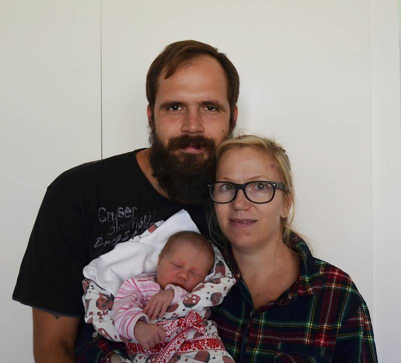 Valerie Fialová ze Strakonic.Dcera Šárky Poláčkové a Patrika Fialy se narodila 7. 9. 2021 v 1.09 hodin. Při narození vážila 3500 g a měřila 51 cm. Doma se na ni těšili sourozenci Patrik (3,5) a Viktorie (2).