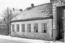 KDYSI: Domy číslo 7 a 9 v Kostelní ulici.