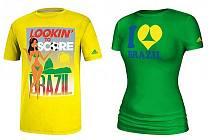 Tahle fotbalová trička už neseženete.