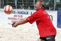 Stanislav Tomšíček už na volejbalový kurt nevyrazí