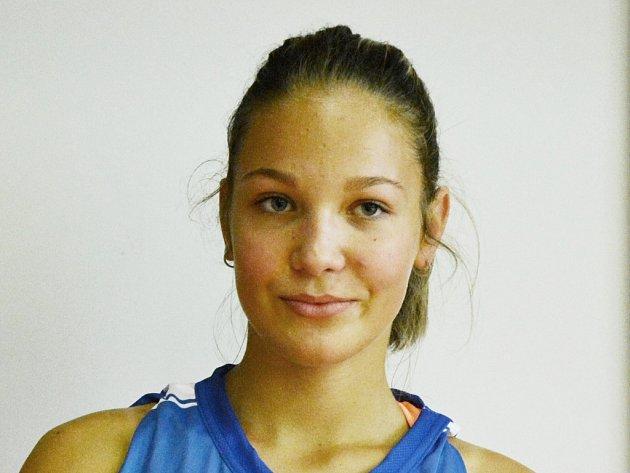 ZÁPŘAH. Ludmila Dudáčková nastupovala v této sezoně ve třech soutěžích.