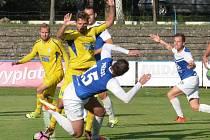 Po tomto zákroku Daniela Richtera na Antonína Presla sám faulovaný Presl z nařízené penalty rozhodl o výhře Táborska nad Varnsdorfem.
