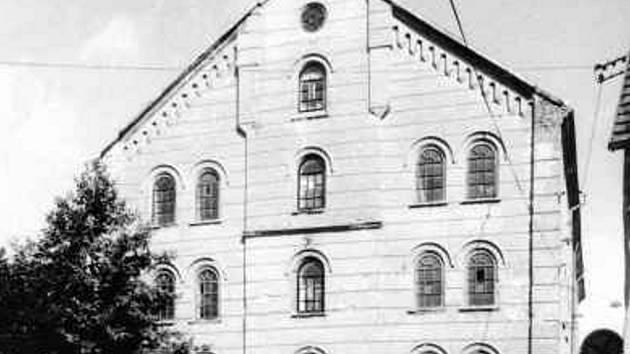 Přední mlýn 1994.