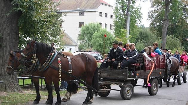 V Plavě se letos slaví 750 let existence obce