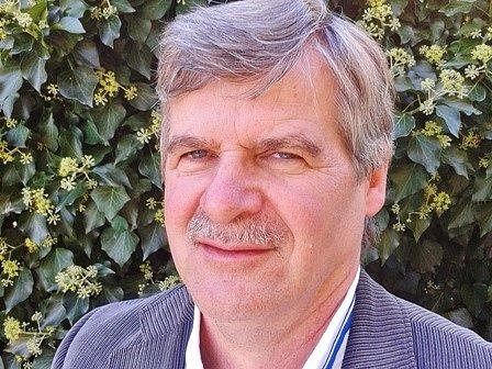 Lídr kandidátky Strany zelených Stanislav Kovář