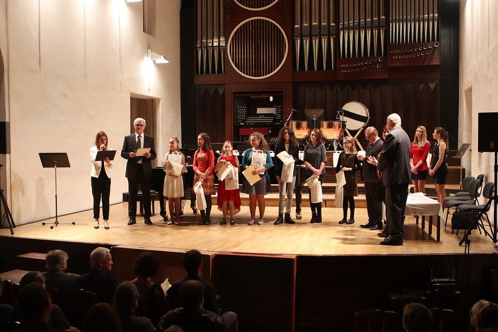 V úterý se v Českých Budějovicích předávaly ceny v rámci ankety Talent Jihočeského kraje 2017.