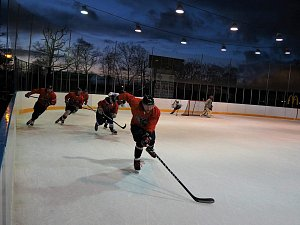 VŠTE má nový hokejový tým Black Dogs