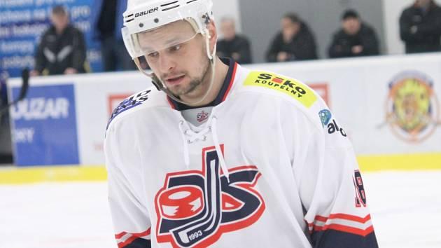 Obránci, pozor, útočník Roman Šulčík se po operaci kolena vrací do sestavy David servisu!