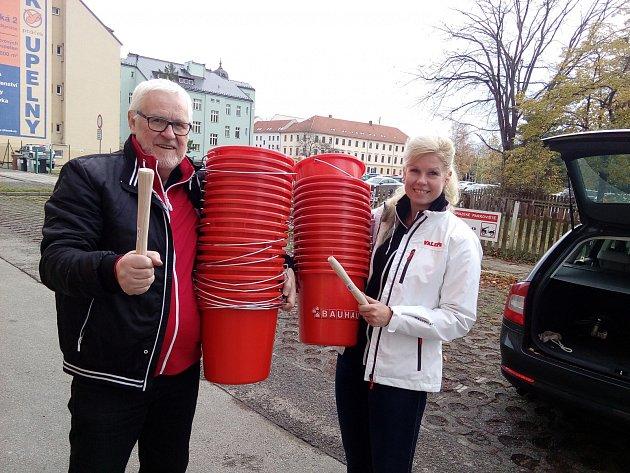 Finové v Českých Budějovicích