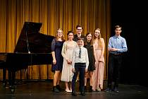 Klavírní koncert žáků ZUŠ. Ilustrační foto