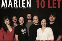Folková skupina Marien.