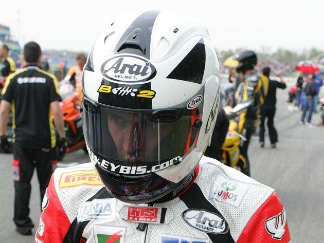 Jihočech Matěj Smrž bude v příští sezoně jezdit v novém týmu mistrovství světa supersportů.