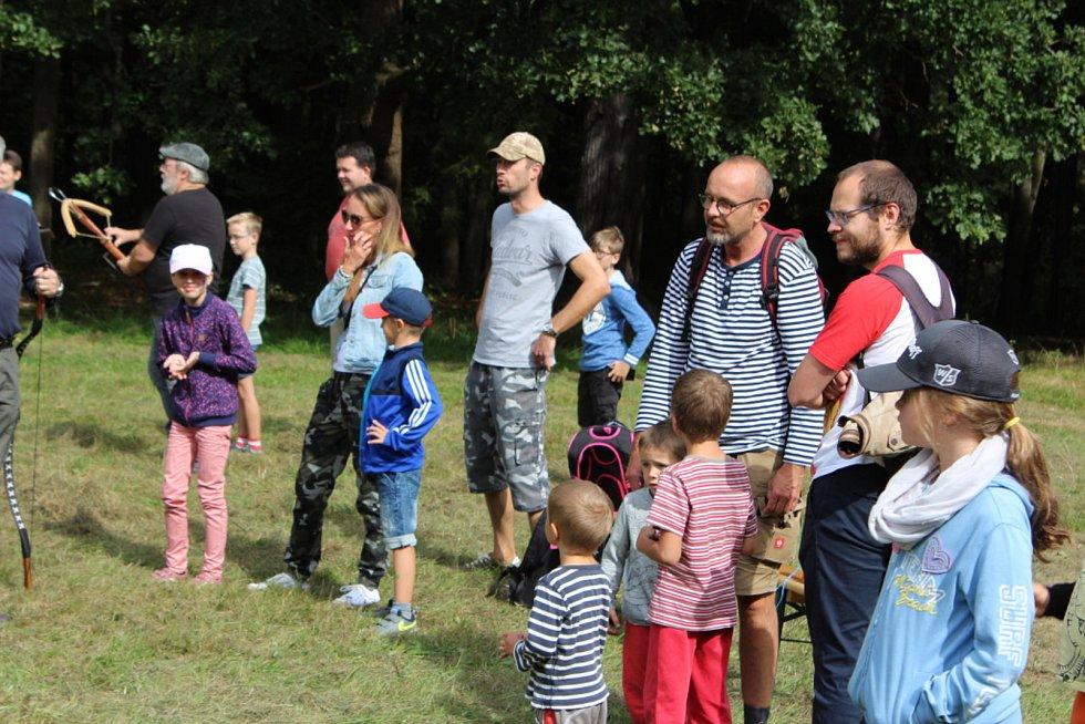 Pestrý program nabídly slavnosti 19. 9. 2020 v památníku Jana Žižky v Trocnově u Borovan na Českobudějovicku.