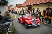 Automobilové skvosty dorazí v sobotu na jih Čech.
