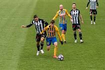 Fortuna liga, fotbal, Dynamo České Budějovice - Slezský FC Opava.