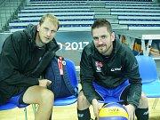 O volejbal je v Polsku neuvěřitelný zájem, Mach a Kryštof