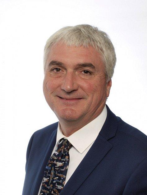 Vladislav Burian, zastupitel města Jindřichův Hradec (Nezávislý SNK ED)