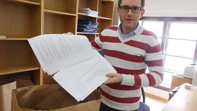 Dlouholetý náměstek českobudějovického primátora Petr Podhola na radnici končí.