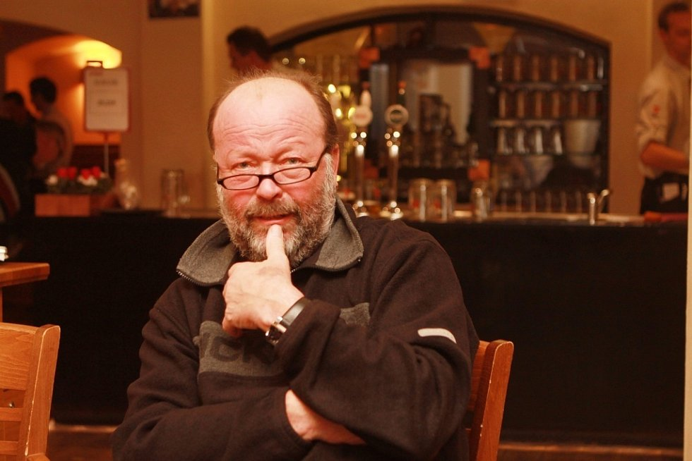 Jaroslav Sýbek.