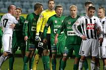 V závěru utkání Dynama s Příbramí se vydal pomoci svým spoluhráčům alespoň vyrovnat i brankář Michal Daněk.